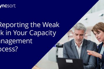 Is Reporting the Weak Link in Your Capacity Management Process?